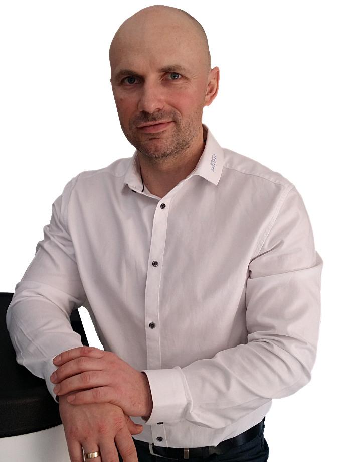 Maciej Nowak, prezes PRINZ Polska