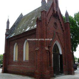 Cemetery chapel, Inowrocław