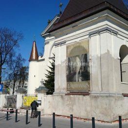 Lesser basilica, Węgrów, masovian district