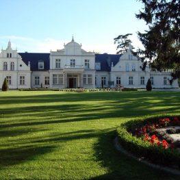 Romantic palace, Turzno (Toruń)